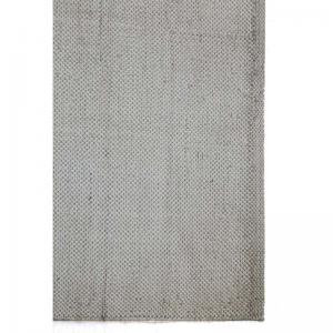 Asterlane Flat Weaves 100% Polyester Solids 5X8 Rug Antique White