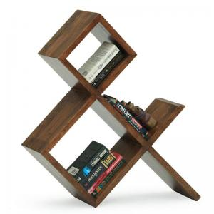 And Book Shelf - Walnut