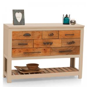 Crescent Chest Of Drawers - Small