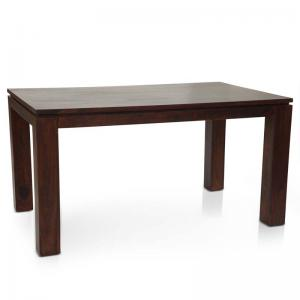 Aruba Dining Table 6 Seater Mahogany