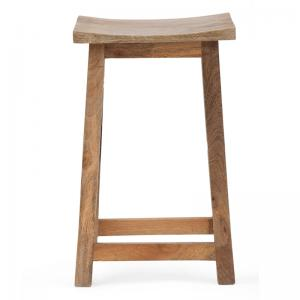 Havana Kitchen Stool - Natural
