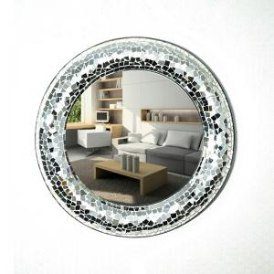 Crackle Wall Mirror