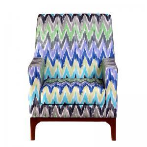 Ikat Club Chair