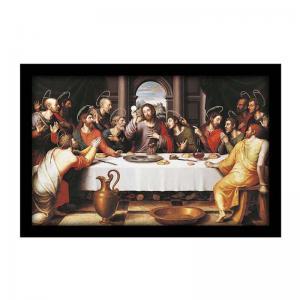 The last Supper, by Juan de Juanes (S)