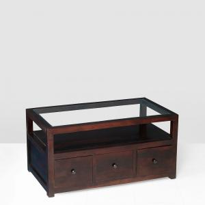 Sheesham Wood Aayat Coffee Table