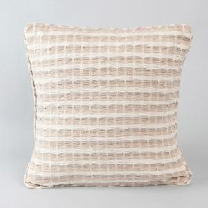 Cotton Woven Deepali Cushion Cover Natural L