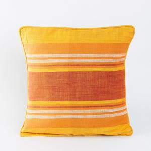 Cotton Woven Saib Cushion Cover