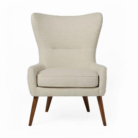 Vintage Leatherette - Chair White