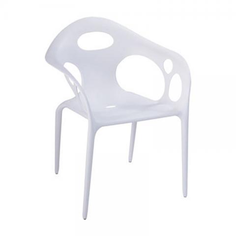 Rosgrove Replica Morose Chair White color