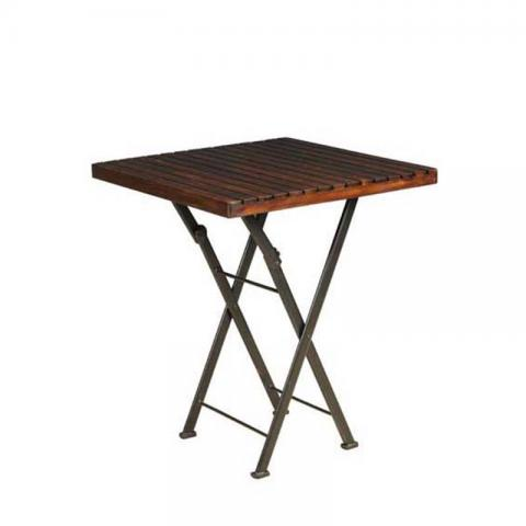Bistro Square Foldable Table