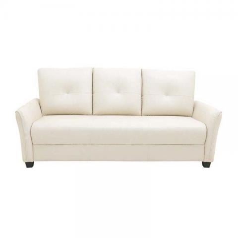 Sydney Sofa - Three Seater - Ivory