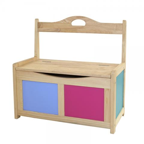 Toy Box Bench Style