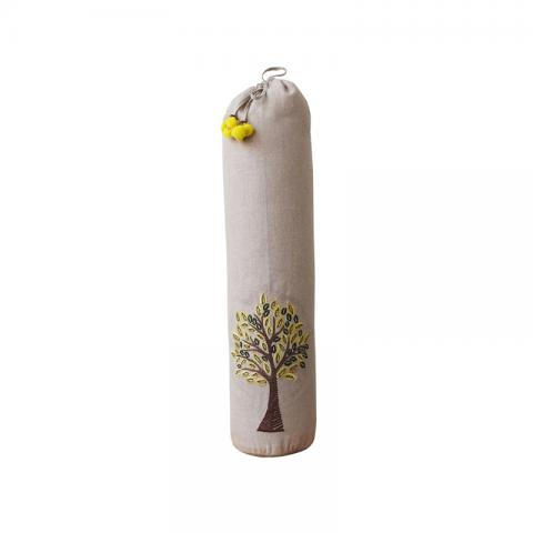 YellowTree of life Yoga Mat Bag