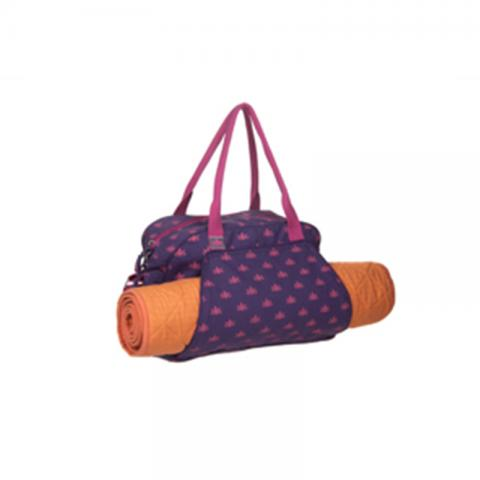 Spa Bag - Purple And Pink