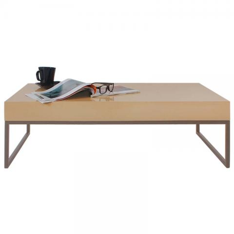 Svelte Coffee Table - Brown
