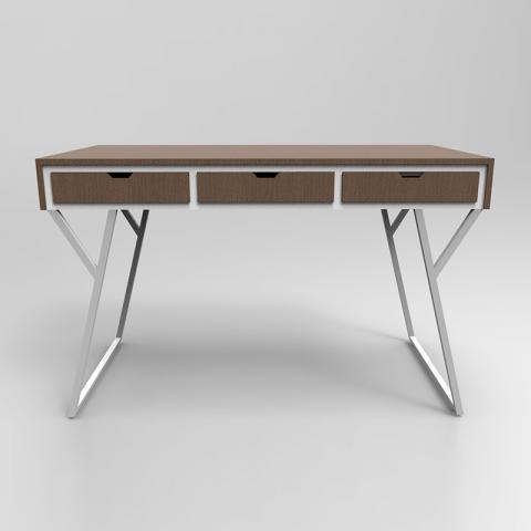 Trellow Table - Teak