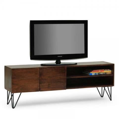 Oslo TV Unit - Walnut
