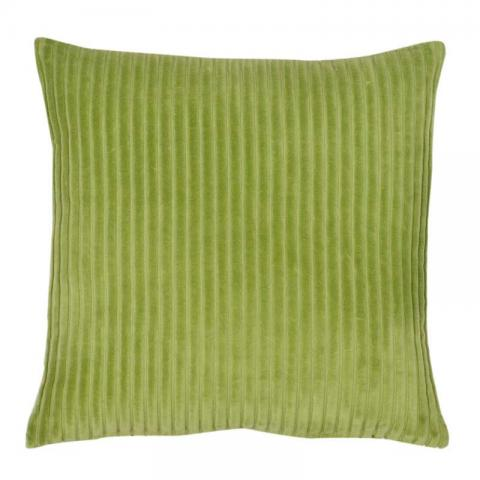 Home Boutique - Lemon Tone Netted Cushion Cover Green