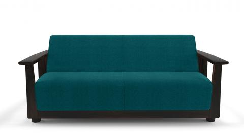 Serra Wooden Sofa 3 Seater