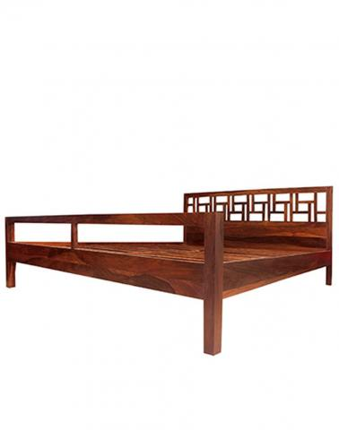 Matrix Double Bed In Country Life Finish