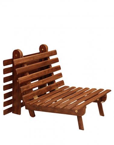 Sheesham Wood Single Futon
