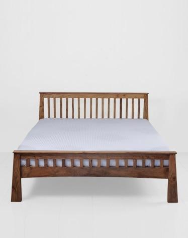 Acacia Wood Khimser Bed