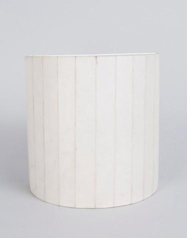 Natural Paper Metal Sangolda Ambient Wall Lamp