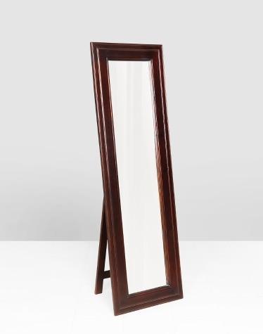 Mango Wood Classic Mirror