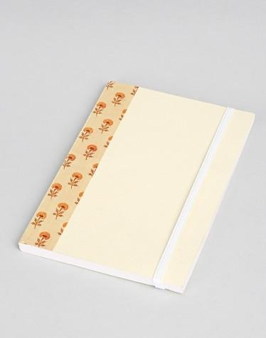Paper Senai Block Print Note Book