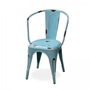 francais-arm-chair-set-of-2-blue - outdoor-furniture