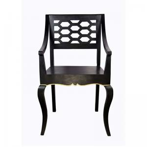 dining-chair-in-black-finish - dining-tables-and-chairs