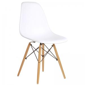 replica-eames-dsw-side-chair-in-plastic-beech-legs-white-color - chairs