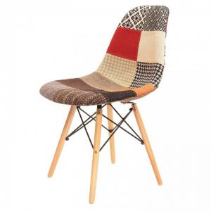 replica-eames-dsw-side-chair-patch-fabric - chairs
