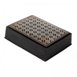 small-bidri-jewellery-box - desk-decor