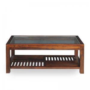 sheesham-wood-rectangle-coffee-table - coffee-tables