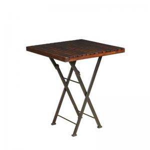 bistro-square-foldable-table - benches-stools-and-ottomans