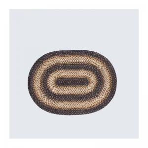 jute-woven-afri-oval-footmat - rugs-and-carpets