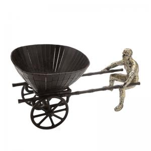 cart-puller - statues-sculptures-and-artifacts