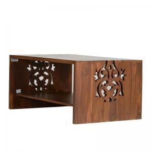 medium-cherry-wood-colour-cutwork-corner-table - ficus-fine-living