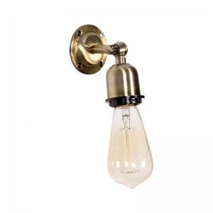 simple-vintage-edison-holder-swivel-wall-sconce - wall-lights
