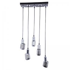 set-of-5-jazz-microphone-pendant-light - fos-lighting