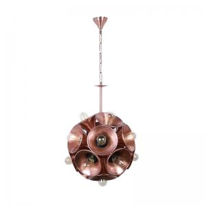 jazz-trumpet-ball-18-light-chandelier - fos-lighting