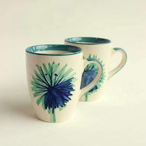 wonderland-bloom-coffee-mug-sea-green - dining-essentials