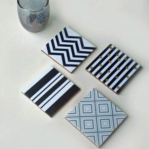chevron-coaster-assorted - table-linen-and-accessories