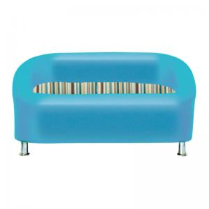 nelson-sofa-two-seater-blue - sofas-and-recliners