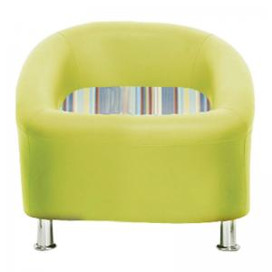 nelson-sofa-one-seater-lime - sofas-and-recliners