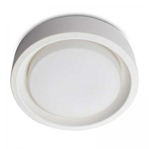 acoustic-round-flush-mounted-ceiling-light - ceiling-and-hanging-lights