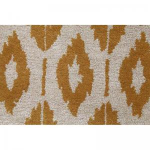 factoid-wool-and-viscose-rugs-23x39-golden-apricot-and-ivory - rugs-and-carpets