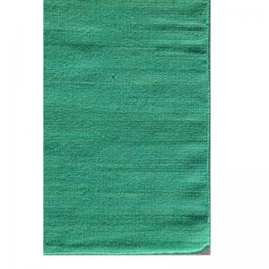 asterlane-flat-weaves-100-wool-solids-2x3-rug-emerald-green - rugs-and-carpets
