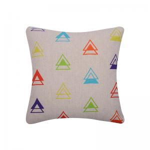 geometric-printed-triangles-cushion-covers - kids-decor